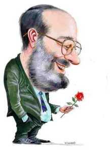 Eco deposita flores no túmulo da ex-governadora desconhecida!