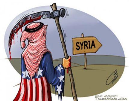 Objetivo dos EUA na Síria é destruir o país, assegura especialista