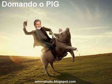 Lula x PIG