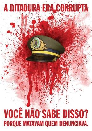 ditadura sanguinária