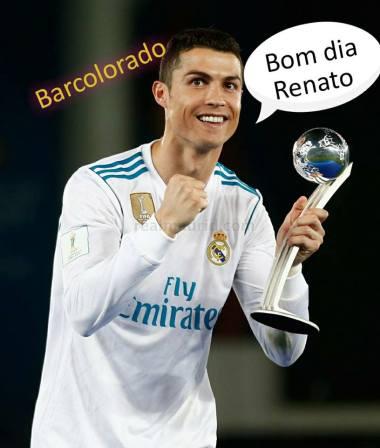 Cristiano Ronaldo Renato