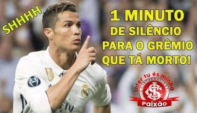 Cristiano Ronaldo Silencio