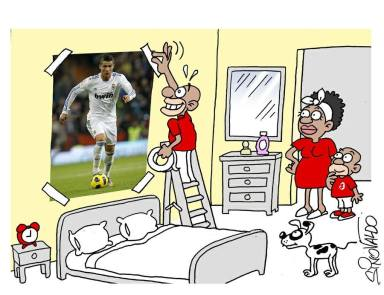 Cristiano Ronaldon