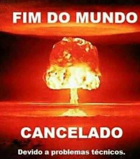 Fim do Mundo Cancelado Gremio Mundial