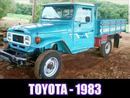 Gremio Toyota 1983