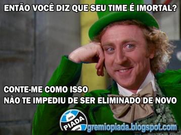 Wonka imortal