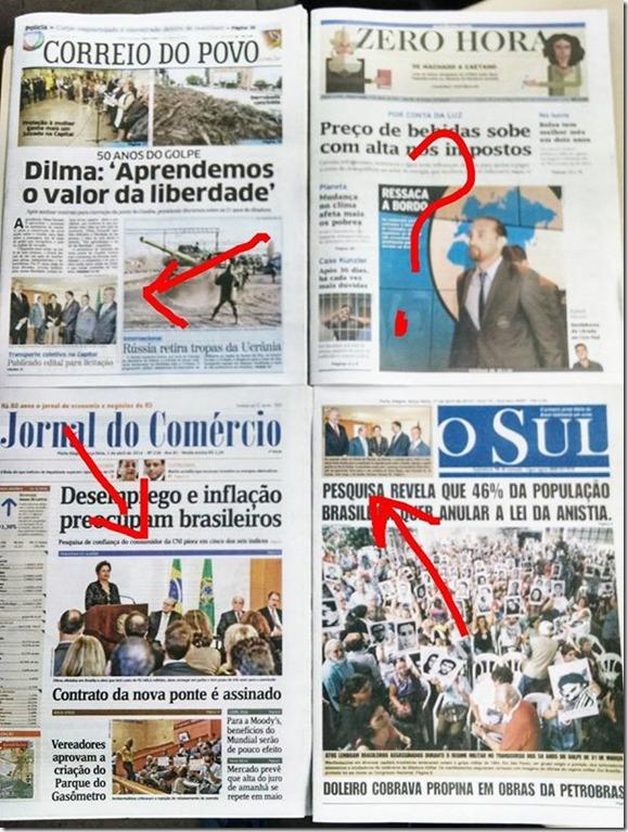 Jornais Gaúchos