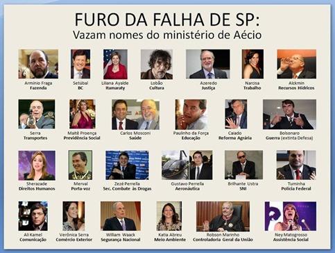 PSDB equipe degoverno