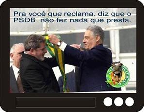 PSDB unica obra boa