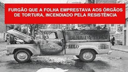 Folha ditadura