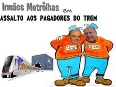 PSDB irmaos metralhas