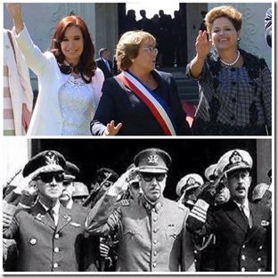 ditadura com dor