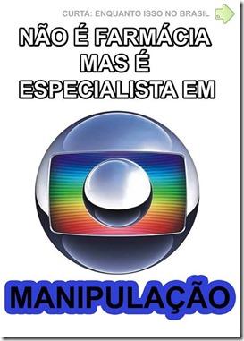Globo Manipulação