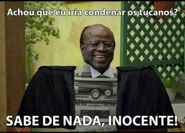 JB sabe nada inocente