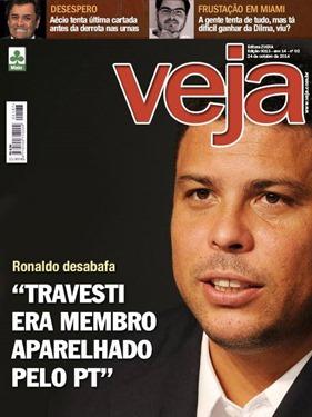 Ronaldo Travesti vejan