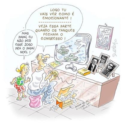 democracia santiago