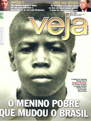 JB Capa Veja