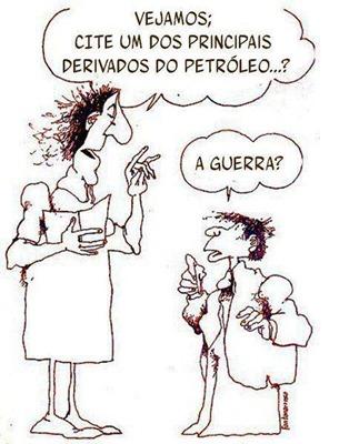 Petroleo guerra