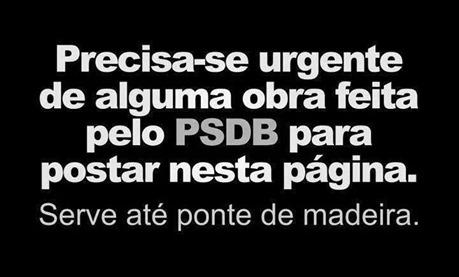 PSDB OBRASn