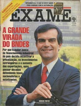 Marcio Fortes Revista Exame