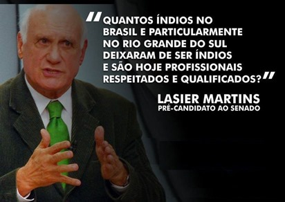 Lasier Martins Indio