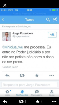 PSDB MÍDIA jorge pozzebon