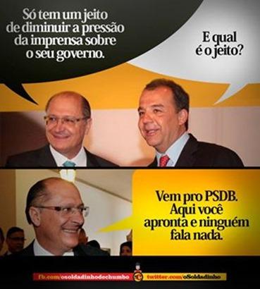 PSDB e Midia