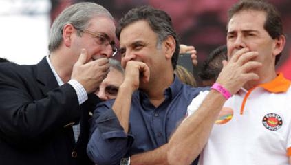 Cunha Aéecio Paulinho