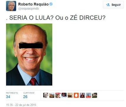 Requiao Jose Serra