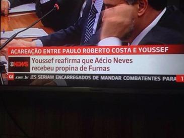 aecio youssef globo