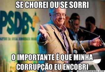 FHC corrupção