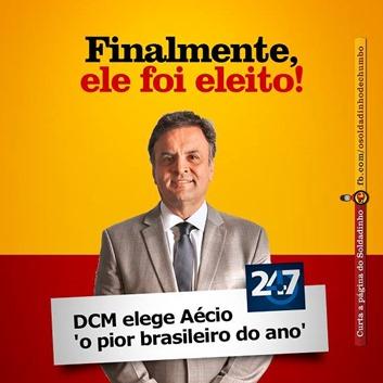 AECIO ELEITO