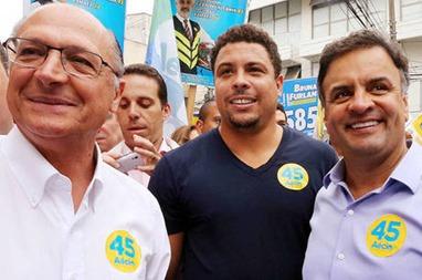 Ronaldo Aécio Alckmin