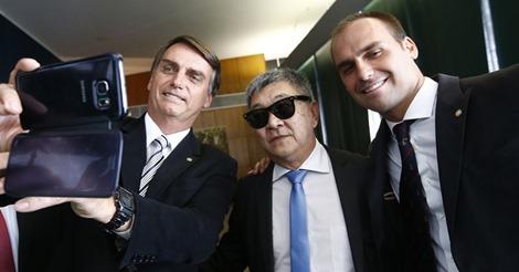 NEWTON ISHI/PLENARIO DA CAMARA