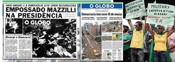 Globo Ressurge a Democracia