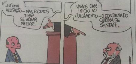 Justiça - pesos e medidas para Serra x Lula