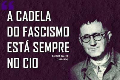Fascismo - Bertold Brecht