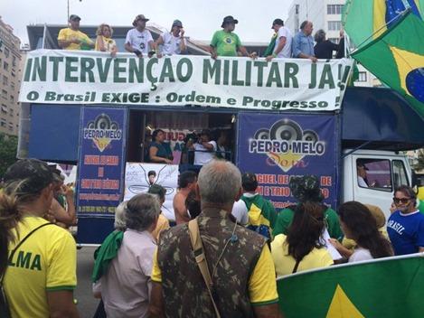 intervenção-militar